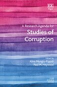 Cover A Research Agenda for Studies of Corruption