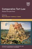 Cover Comparative Tort Law