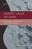 Cover Expert Laws of War