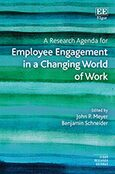 Cover A Research Agenda for Employee Engagement in a Changing World of Work