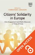 Cover Citizens' Solidarity in Europe