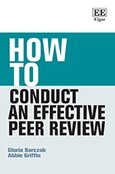 Cover How to Conduct an Effective Peer Review