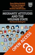 Cover Migrants' Attitudes and the Welfare State