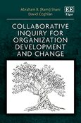 Cover Collaborative Inquiry for Organization Development and Change