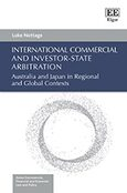 Cover International Commercial and Investor-State Arbitration
