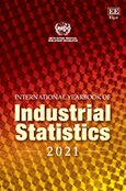 Cover International Yearbook of Industrial Statistics 2021