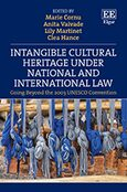 Cover Intangible Cultural Heritage Under National and International Law