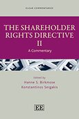 Cover THE SHAREHOLDER RIGHTS DIRECTIVE II