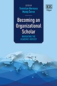 Cover Becoming an Organizational Scholar
