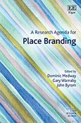 Cover A Research Agenda for Place Branding