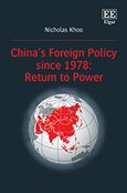 Cover China's Foreign Policy since 1978: Return to Power