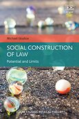 Cover Social Construction of Law