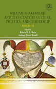 Cover William Shakespeare and 21st-Century Culture, Politics, and Leadership