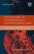 Cover The Nature of International Humanitarian Law