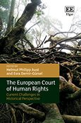 Cover The European Court of Human Rights