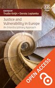 Cover Justice and Vulnerability in Europe