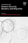 Cover Handbook on Human Security, Borders and Migration