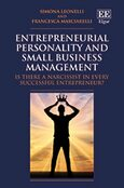 Cover Entrepreneurial Personality and Small Business Management
