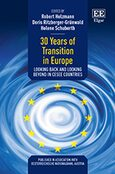 Cover 30 Years of Transition in Europe