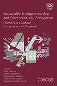 Cover Sustainable Entrepreneurship and Entrepreneurial Ecosystems