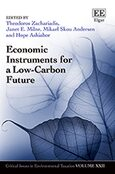 Cover Economic Instruments for a Low-carbon Future