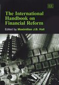 Cover The International Handbook on Financial Reform