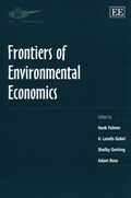 Cover Frontiers of Environmental Economics