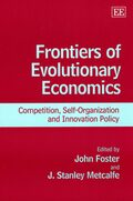 Cover Frontiers of Evolutionary Economics