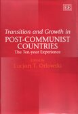 Cover Transition and Growth in Post-Communist Countries