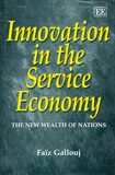 Cover Innovation in the Service Economy