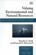 Cover Valuing Environmental and Natural Resources