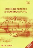 Cover Market Dominance and Antitrust Policy, Second Edition