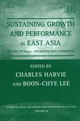 Cover Sustaining Growth and Performance in East Asia