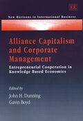 Cover Alliance Capitalism and Corporate Management