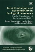 Cover Joint Production and Responsibility in Ecological Economics