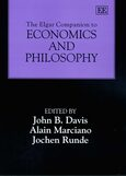 Cover The Elgar Companion To Economics and Philosophy