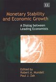 Cover Monetary Stability and Economic Growth