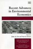 Cover Recent Advances in Environmental Economics