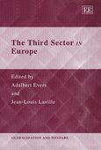 Cover The Third Sector in Europe