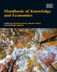Cover Handbook of Knowledge and Economics