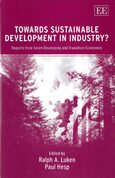Cover Towards Sustainable Development in Industry?