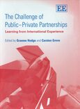 Cover The Challenge of Public–Private Partnerships