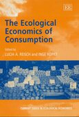 Cover The Ecological Economics of Consumption