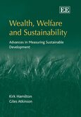 Cover Wealth, Welfare and Sustainability