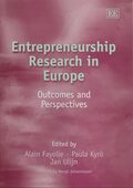 Cover Entrepreneurship Research in Europe