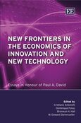 Cover New Frontiers in the Economics of Innovation and New Technology