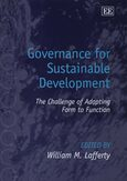 Cover Governance for Sustainable Development