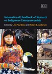 Cover International Handbook of Research on Indigenous Entrepreneurship