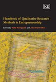 Cover Handbook of Qualitative Research Methods in Entrepreneurship