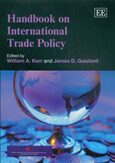 Cover Handbook on International Trade Policy